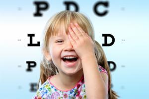 Профилактика на зрителната острота за деца и юноши