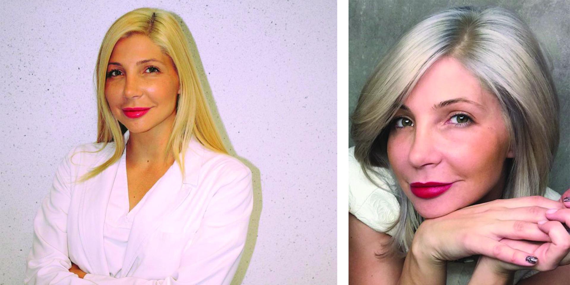 Д-р Паула Лозанова, специал;ист по естетична медицина