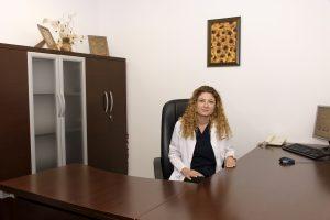 Д-р Гергана Тошева Ендокринолог в Клиника Нова