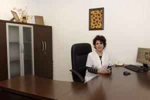 Д-р Каменска Личен лекар Клиника Нова