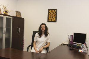 Д-р Ренета Върбанова Стоматолог
