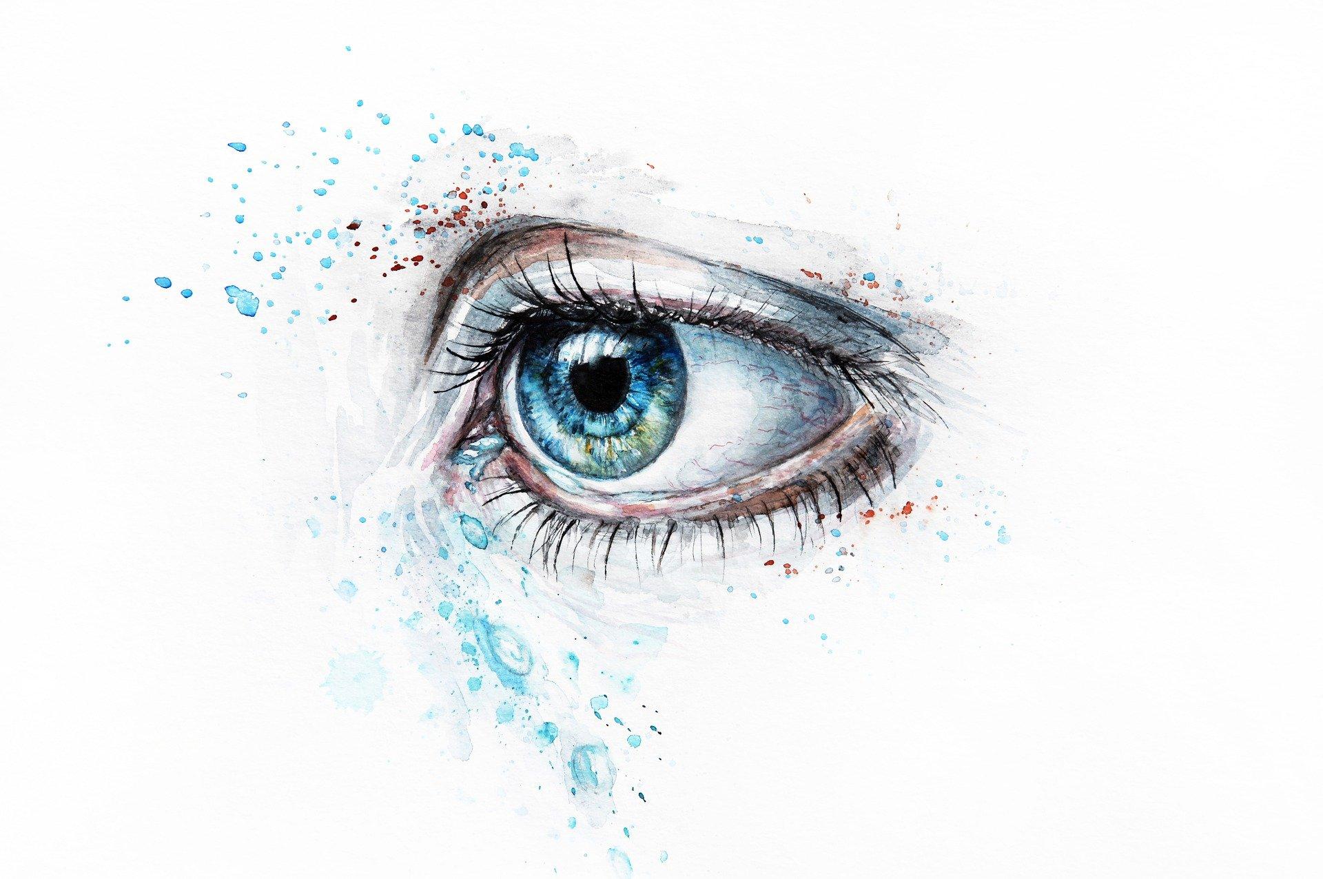 Психосоматика при очните заболявания